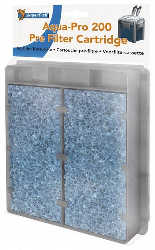 Superfish aquapro qs 200 voorfilter cartridge