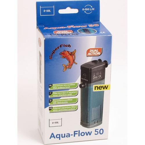 Superfish aquaflow 50 filter