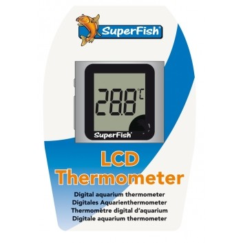 Superfish lcd thermometer