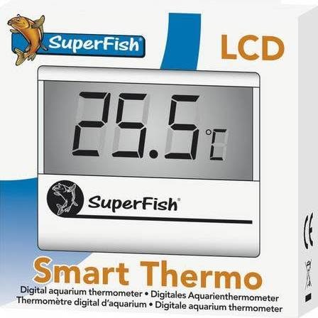 Superfish smart thermometer wit