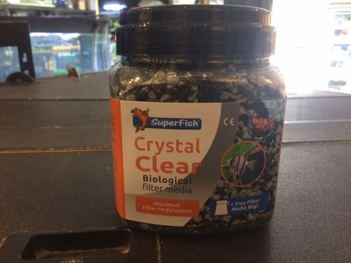 Superfish crystal media 500 ml