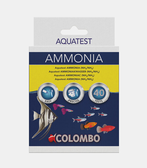 Colombo aqua NH3 test