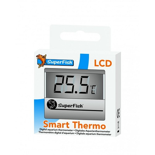 Superfish smart thermometer zilver