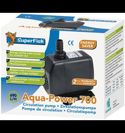Superfish aquapower 700
