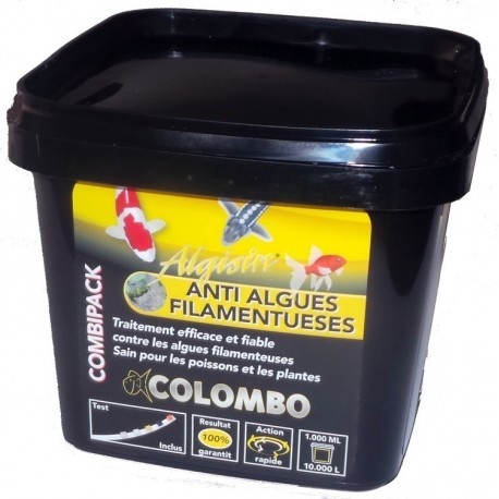 colombo algisin 1000ml 10.000 liter