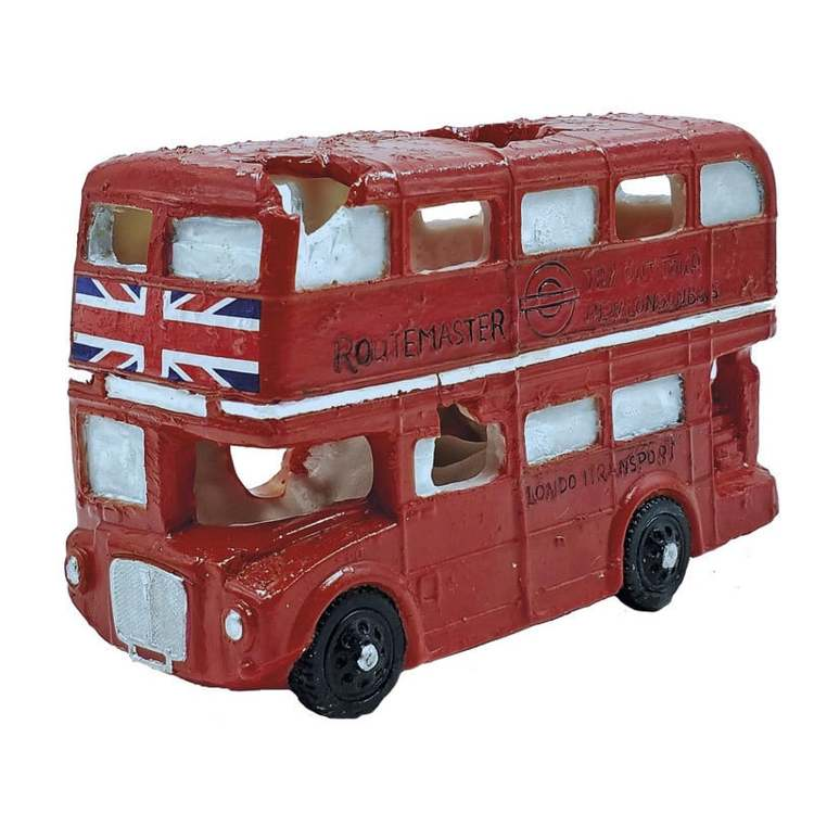 Superfish deco led London bus