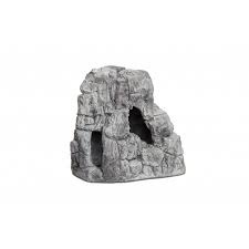 Ceramic nature rock sh-28 grey 30x17x32 cm