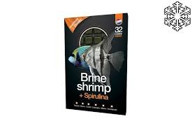 Dutch select artemia&spirulina 100 gram