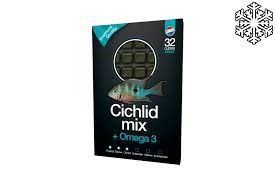 Dutch select cichlid&omega3 100 gram