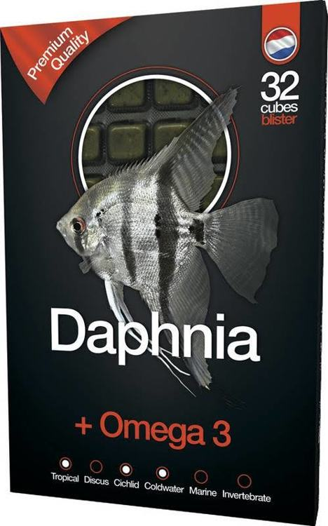 Dutch select dapnia&omega3 100 gram