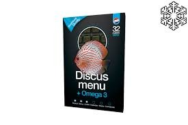 Dutch select discus menu&omega3 100 gram