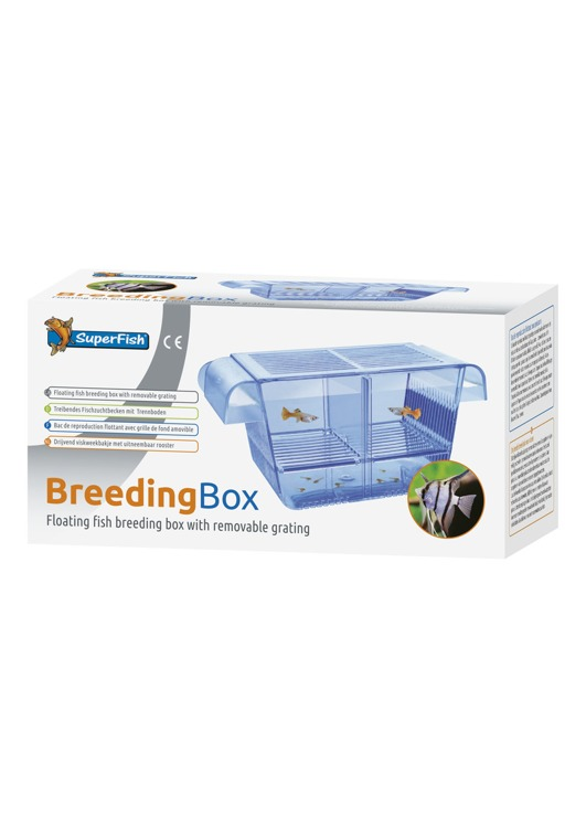 Superfish floating breeding box