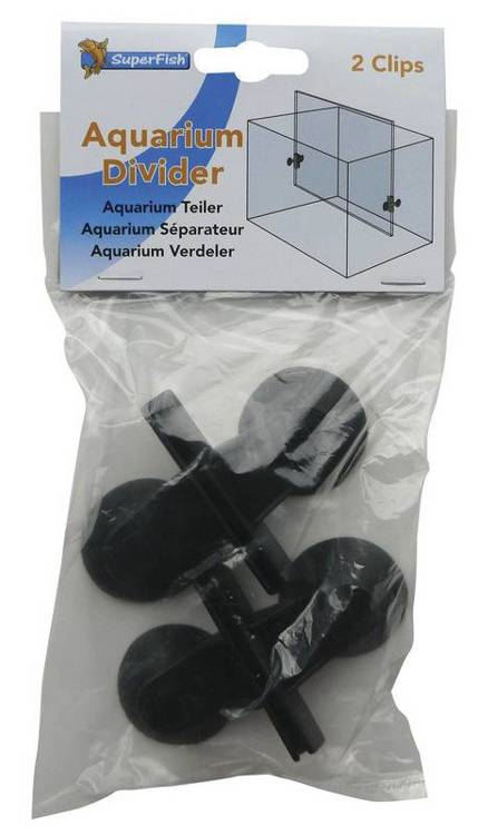 Superfish aquarium verdeler 2 stk