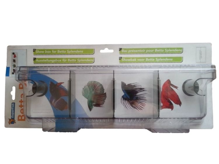 Superfish betta box