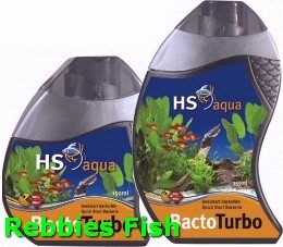 HS Aqua bacto turbo 150 ml
