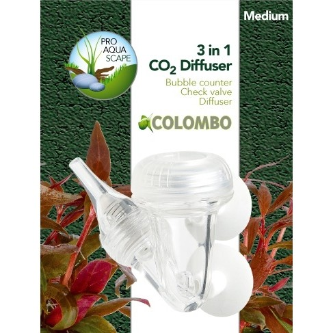 Colombo CO2 3-1 diffuser medium