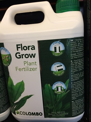 Colombo flora grow 2.5 L
